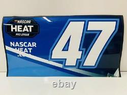 Nascar Race Used Sheet Metal #47 Ricky Stenhouse Jr 2020 Charlotte Door- Jtg