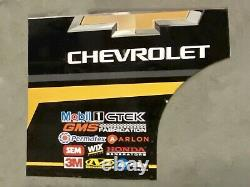 Nascar Race Used Sheetmetal Sheldon Creed 2 Rocker Quarter Panel 2020 Champion