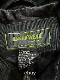 Tony Stewart Arctic Cat Course Veste Homme Taille Grand Nascar Arcticwear