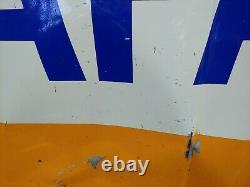 Vintage Jimmy Nascar Moyens 1993 Napa Race-utilisé Capot Sheetmetal