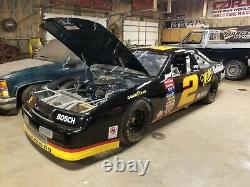 Vintage Nascar Race Voiture Road Course Laughlin Châssis Rusty Wallace Ford, Métiers