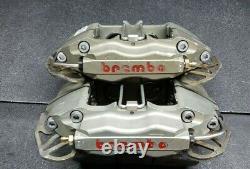 =brembo 4 Piston Arrière Calipers 26/30mm Nascar Racing